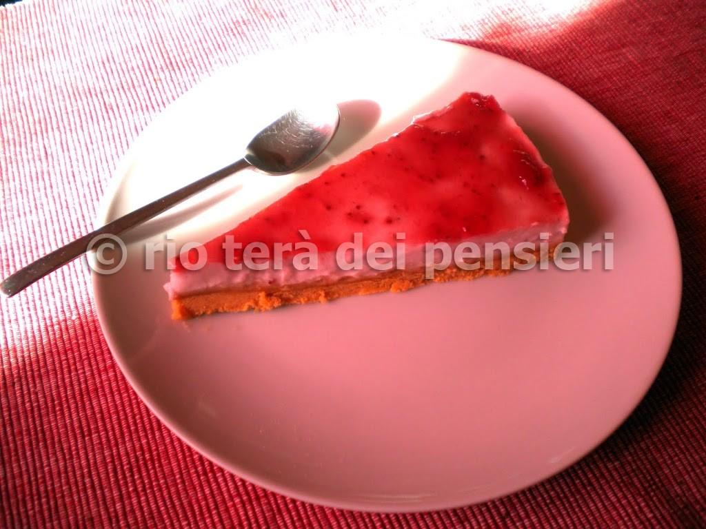 cheesecake-2Bfragole