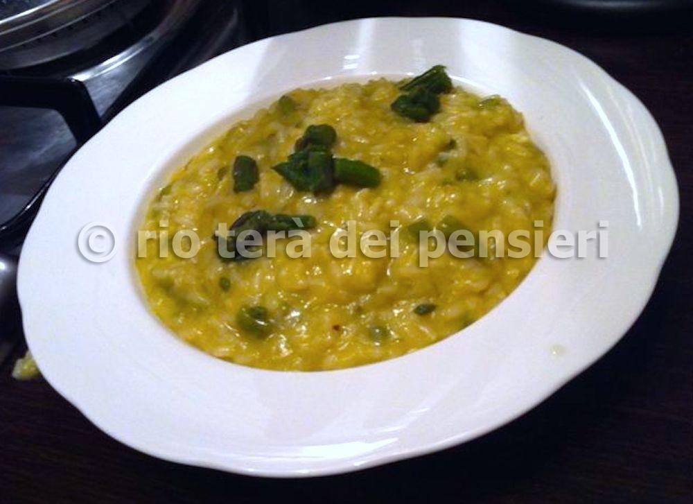 risotto asparagi